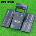 KELUSHI Multifunction Network LAN Phone Cable Tester Meter Cat5 RJ45 Mapper 8 pc Far End Test