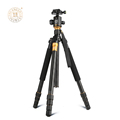 QZSD Q999 Free Shipping Professional Photographic Protable Tripod Pro SLR Camera Aluminum Alloy Tripod With Ball