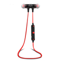 2016 New M9 Bluetooth 4 0 Wireless Sport Exercise Stereo Noise Reduction Earbuds Build in Microphone
