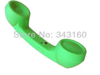 Green Fashion Bluetooth Wireless Mobile Phone Retro Handset For iPhone5S 5 4S 4 3G 3GS 3 MP04
