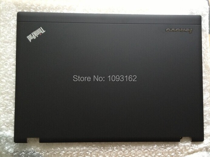 Фотография New Original top back shell for Lenovo ThinkPad T430U LCD rear cover 04W4376