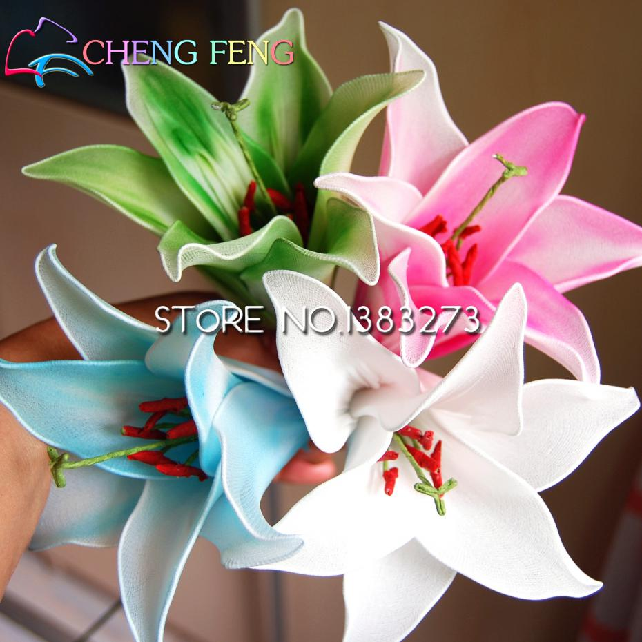 50 Pcs / Bag Plants Potted Lily Flower Seeds Flower Seeds Lily Perfume Purify Indoor Bonsai Air Mixing Colors(China (Mainland))