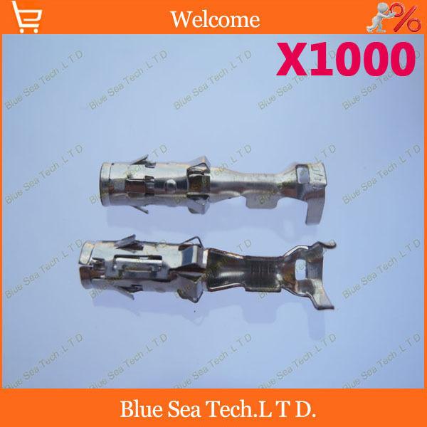 1000шт 929975-1 усилитель автомобильный терминал Разъемы,соединения типа терминал,терминал для автомобильного усилителя для БМВ,Ауди,Фольксваген эст.
