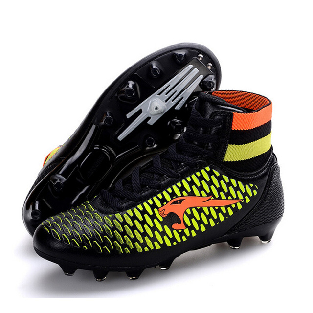 High Ankle Football Boots