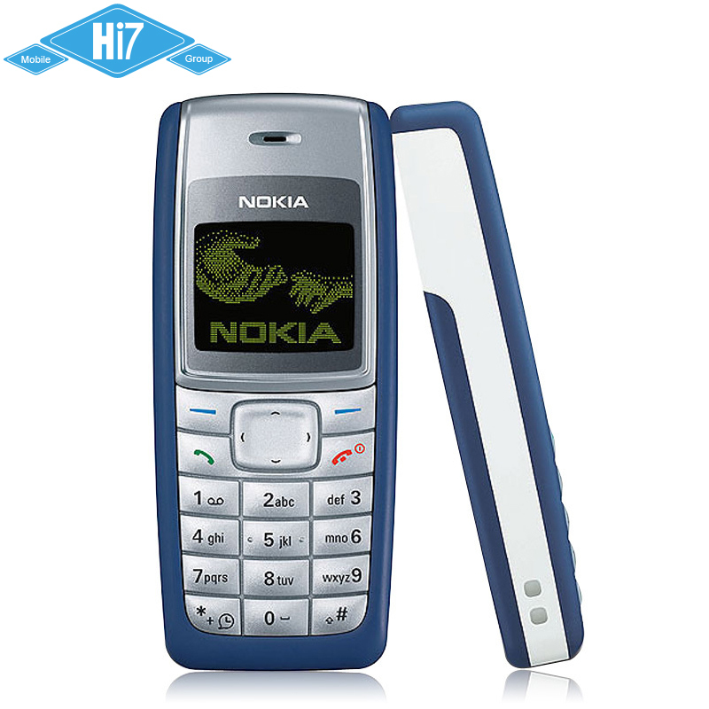 Cheap Original Nokia 1110 Dualband Classic Cell Phone 1 Year Warranty Refurbished Free Shipping(China (Mainland))