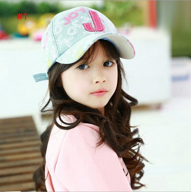 Cool Children Unisex Cotton Sunbonnet Baby Hat & Caps Infant Hip Hop Hats Kids Baseball Cap Casual Sun Sport Caps(China (Mainland))