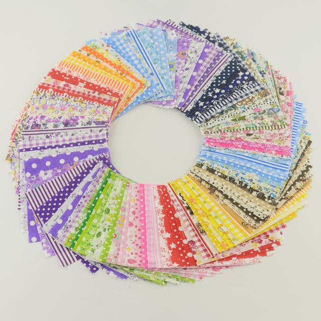 30 шт. 10 см х 10 см ткани тайник хлопчатобумажной ткани шарм пакеты лоскутное полотно тильда не повторите дизайн ткани ткани