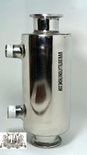 "1,5 ""Mini Dephlegmator/Kondensator/Reflux SS304, tri-clamp verbindung OD50, 5(China (Mainland))"