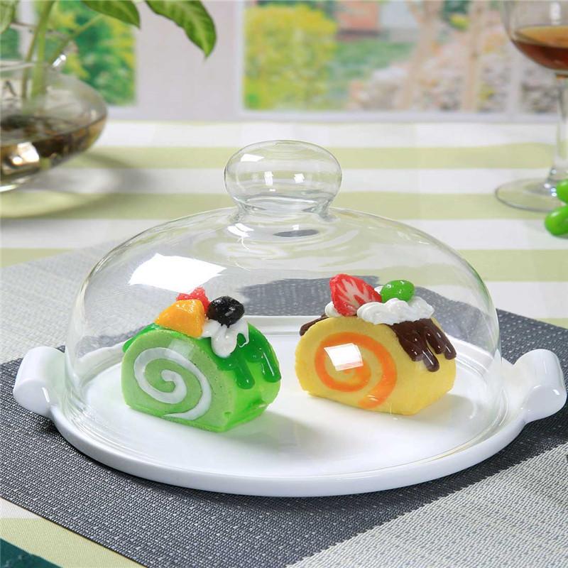 Compra utensilios de cocina de porcelana online al por for Utensilios para servir comida