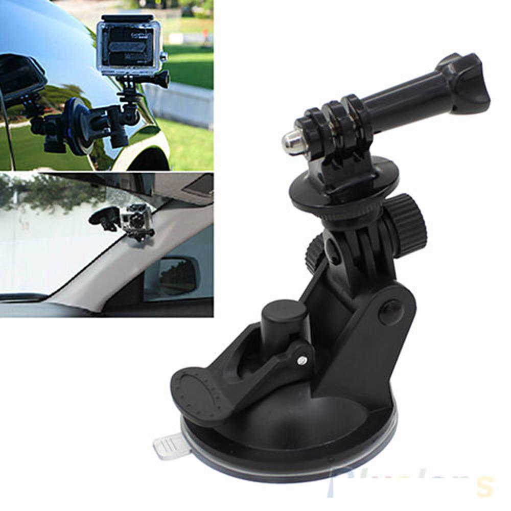 High Quality Car Windshield Mount Vacuum Auto Suction Cups Accessories For Gopro Hero Camera3 3+ 4 Sjcam Sj4000(China (Mainland))