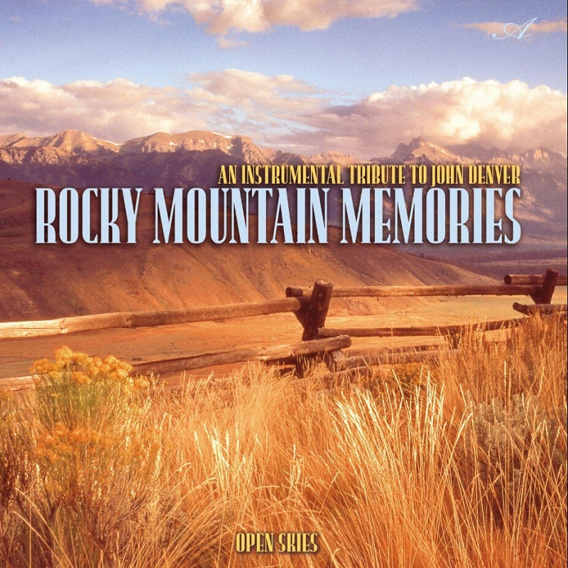 The new John Denver Rocky Mount memories CD [free shipping](China (Mainland))