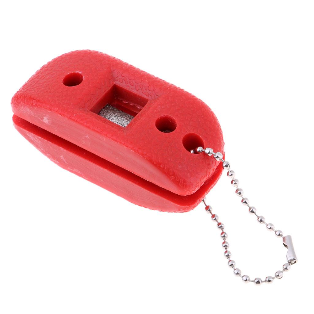 2 счетный льда инструмент для заточки коньков Хоккей/для танцев и катания на 2-Counted Ice Skate Sharpener for Ice Hockey/ Skate Dance/ Ice Skate - Blade Sharpener Ice Skating Accessories