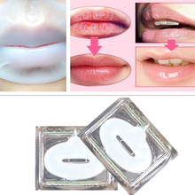 Effective Crystal Collagen Lip Mask Moisturize and nourishing exfoliating lip care dilute lip color wrinkles killer