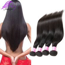 Malaysian Virgin Hair Extensions Malaysian Straight Hair 4 Bundles Good Cheap Remy Hair Weave Online Fast Deals on Aliexpress uk(China (Mainland))
