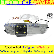 CCD Car Rear view Camera rearview reversefor Hyundai Elantra/Sonata NF/Accentt/Tucson/Terracan/Kia Carens/Opirus/Sorento WF(China (Mainland))
