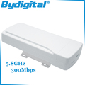 5 8GHz outdoor CPE bridge 300Mbps high speed wifi repeater 64M RAM high gain router 16Dbi
