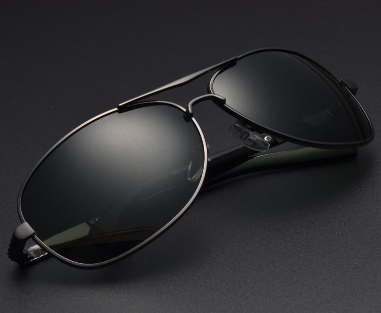 Мужские солнцезащитные очки JL Polaroid Oculos 843A мужские солнцезащитные очки jl polaroid oculos 8177 1c 8177 1