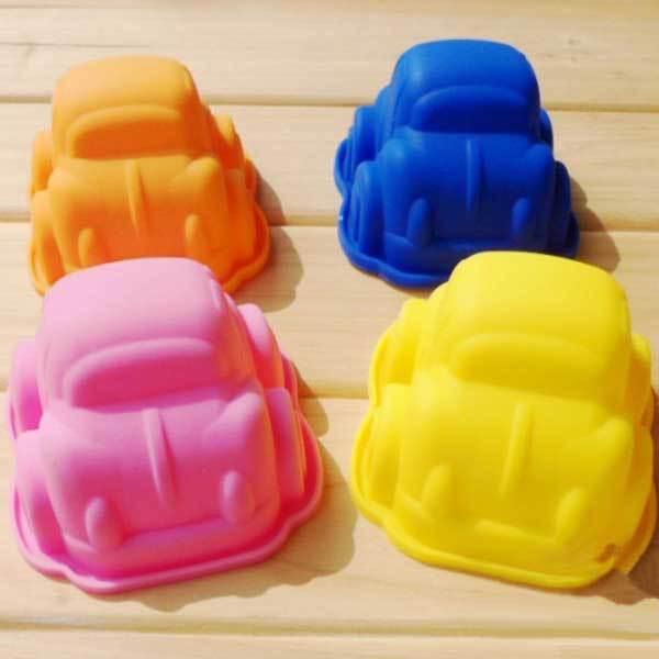 TradeBox Silicone Mini Car Cake Mold(China (Mainland))