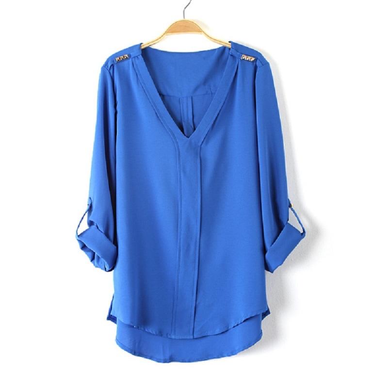 Купить блузку женскую шифон