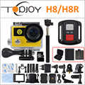 EKEN H8 H8R Action Camera Ultra 4K 30fps 12MP WiFi 2 0 Dual LCD Remote Controller