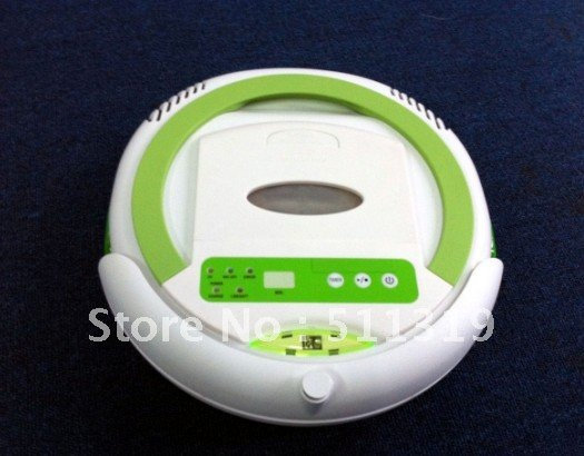 Intelligent  Robotic Vacuum Cleaner/ Dust collector/Vacuum cleaner QQ-2LV