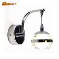 Hghomeart Modern simple creative LED lamp bedroom bedside lamp aisle staircase wall sconce warm study living