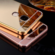 Buy Luxury Metal Aluminum Frame + Mirror Acrylic Case Cover Letv LeEco Le 2 X620 5.5 Mobile Phone Accessories Battery Back Case for $3.55 in AliExpress store