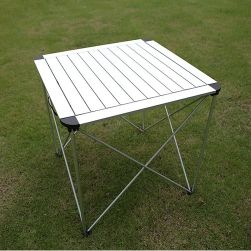 Outdoor camping picnic tables folding table desk convenient lightweight aluminum portable - Lightweight camping tables ...