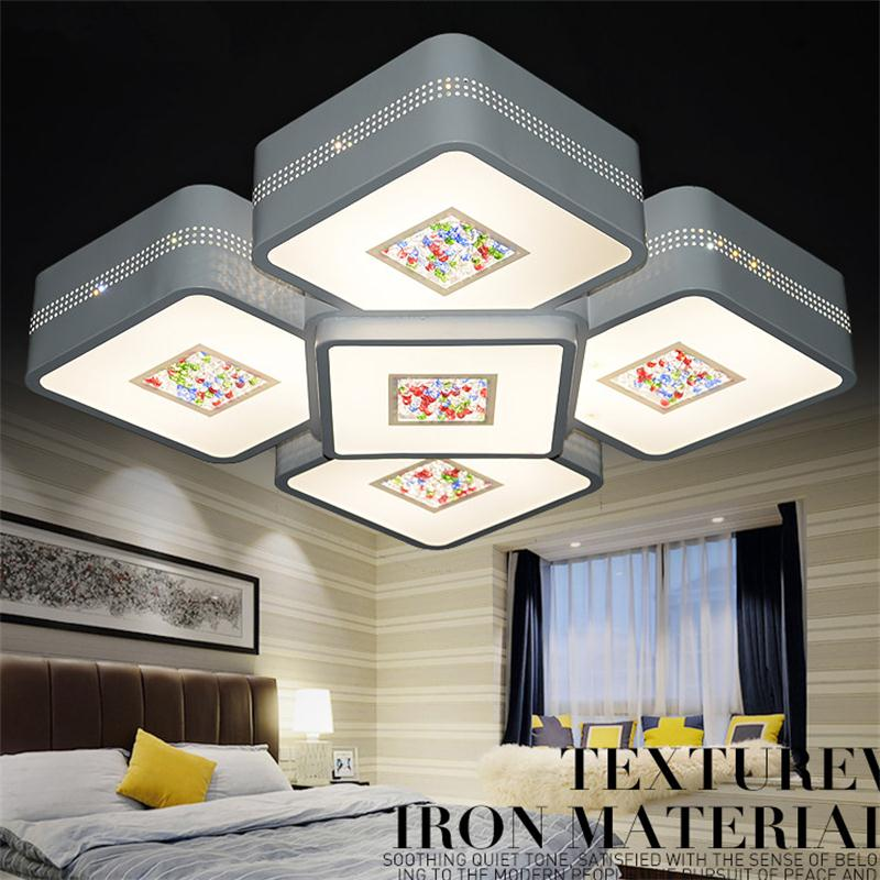 Modern led ceiling lamp retro charming deckenleuchte for Luminaire exterieur retro