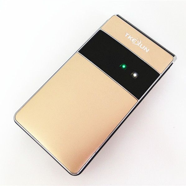 original tkexun t01 big voice and keyboard touch screen luxury flip mobile phone old man cell. Black Bedroom Furniture Sets. Home Design Ideas