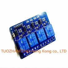 Buy 10pcs 4 channel relay module optocoupler. Relay Output 4 way relay module arduino stock for $20.38 in AliExpress store