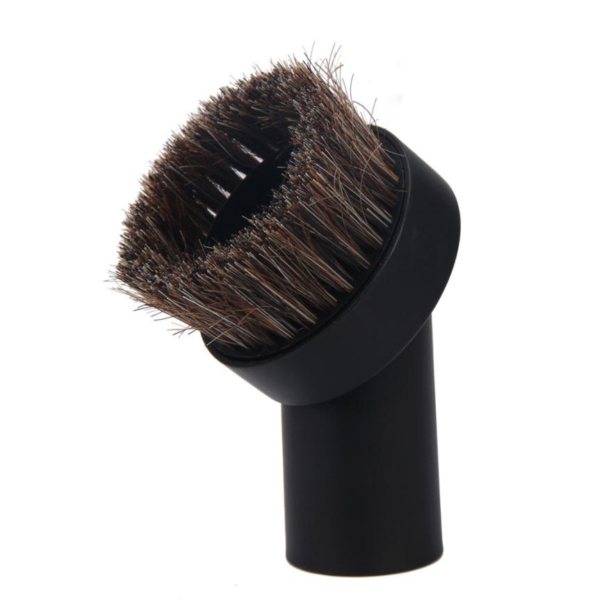 2016 Round Dusting Brush Dust Tool Attachment Vacuum Cleaner Round 32mm(China (Mainland))