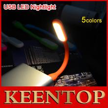 100% Original  USB Light Flexible LED USB Book Lamp for  Notebook Laptop Tablet PC USB Power Novel Reading Lighting()