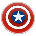Captain America Qi Wireless Charging Pad Original Wireless Charger for SAMSUNG GALAXY S6 S6 Edge S6