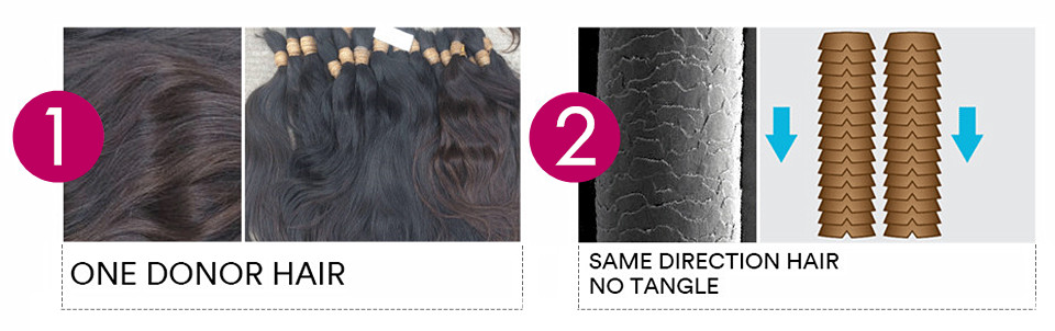 Karizma Brazilian Body Wave 100% Human Hair Weave Bundles Natural Color Can Be Dye 8-28inch Non Remy Hair Extensions 1 PCS Only