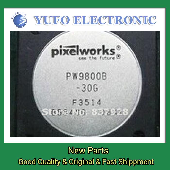 5PCS   new original PW9800B-30G PW9800B LCD chip BGA Free Shipping YF0730