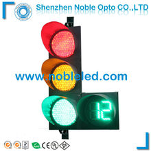 12INCH Traffic Signal Light with Timer(China (Mainland))