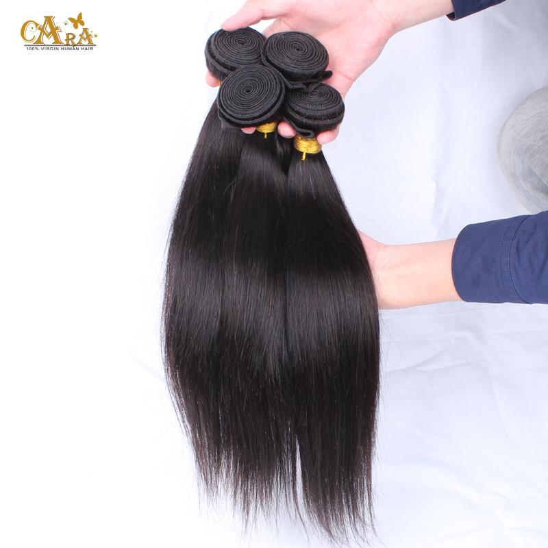 Здесь можно купить  6A Uprossessed Philipino Virgin Hair Straight  Human Hair Extensions 3Pcs/Lot Philipino Straight Virgin Hair Human Hair Weaves   Волосы и аксессуары