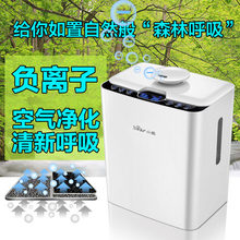 The intelligent humidifier 4L high capacity anion air purifier oxygen bedroom home JSQ 140WA