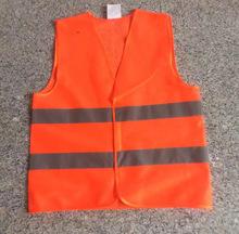 XL, XXL, XXXL высокая видимость Отражающие флуоресцентные жилет желтый оранжевый Цвет Открытый безопасности Костюмы Запуск проветрить Безопасн...(China)