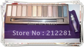 Factory Direct! 1 Pcs New Arrival  12 Colors Eyeshadow & Primer Palette! a860
