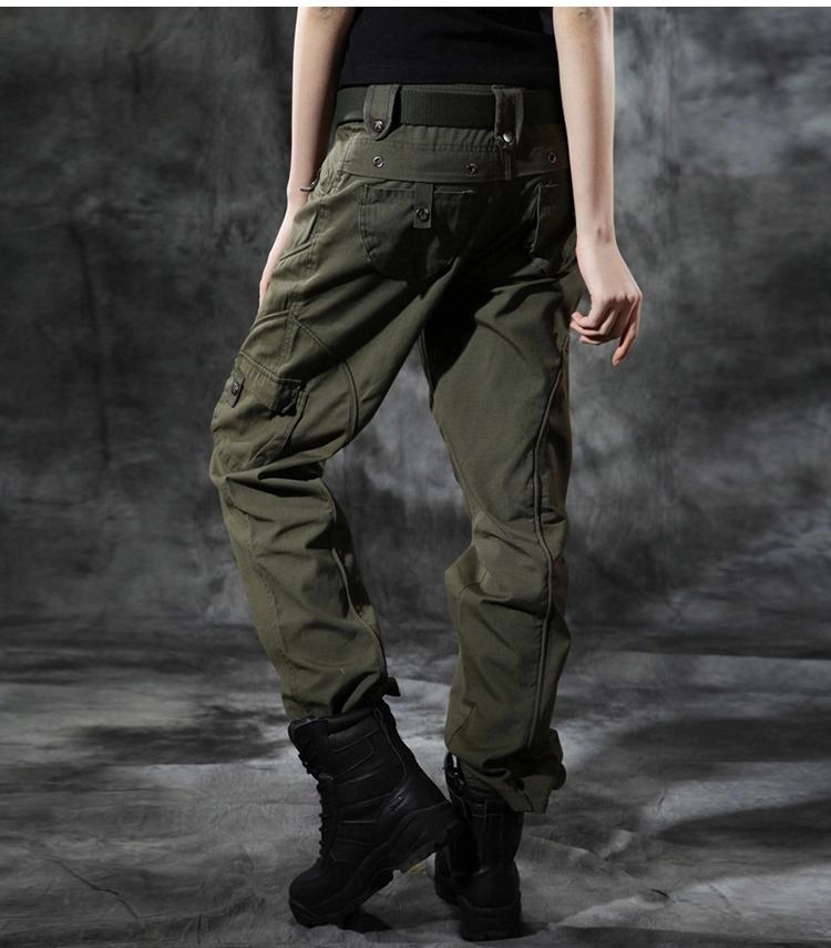 Aliexpress.com : Buy New Women Green camouflage cargo ...