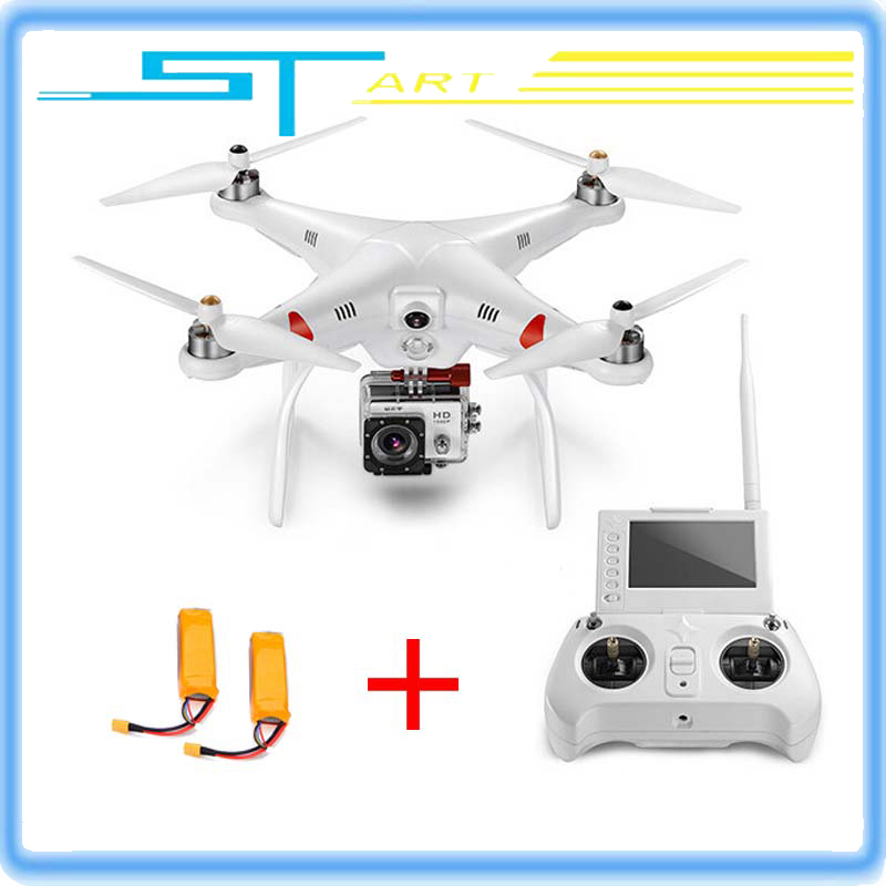 QW RC helicopter brushless motor Drone with camera FPV Quadcopter Gopro Gimbal DIY TOYS PK dji phantom 2 QAV250 Free shipping аккумулятор съемный husqvarna bli 200 9670919 01
