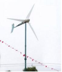 5.0-3000W-OD wind power generator 3KW,only 40% ship cost+100% reputation