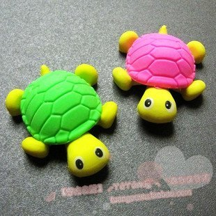 wholesale cartoon eraser free shipping for EMS Wholesale 100pcs/lot Eraser so hot  animal