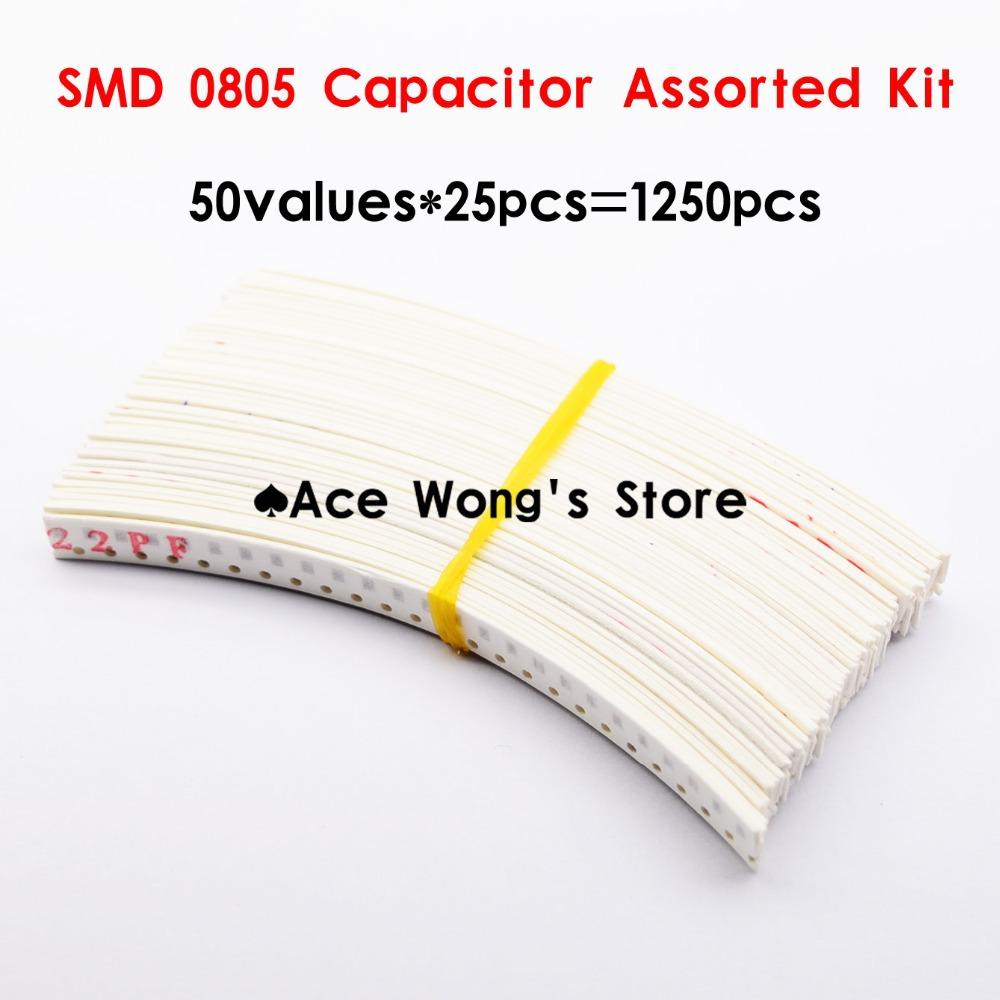 Конденсатор SMD 0805 1pF