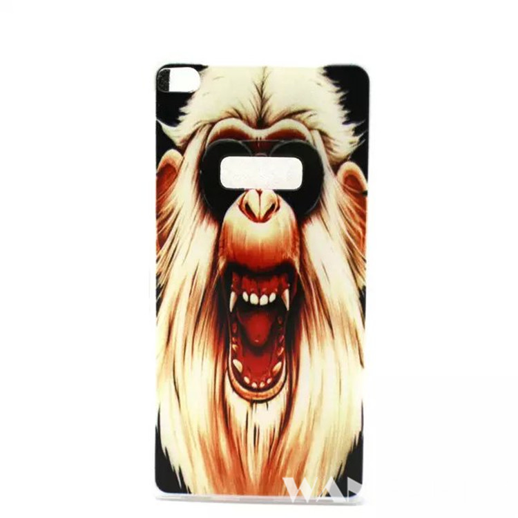 Huawei Ascend P8 Back Relief painting Case Capa Celular Ultrathin Soft TPU Mobile phone protective shell - Wang-Gou technology Co.,Ltd store
