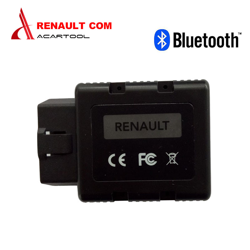 2017 New Arrial For Renault-COM For Renault Com Bluetooth Diagnostic and Programming Scan for Replacement for Renault Can Clip(China (Mainland))