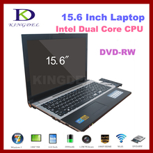 15 6 inch Laptop computer with Intel Celeron 1037U 1 8Ghz Dual Core 4GB RAM 500GB