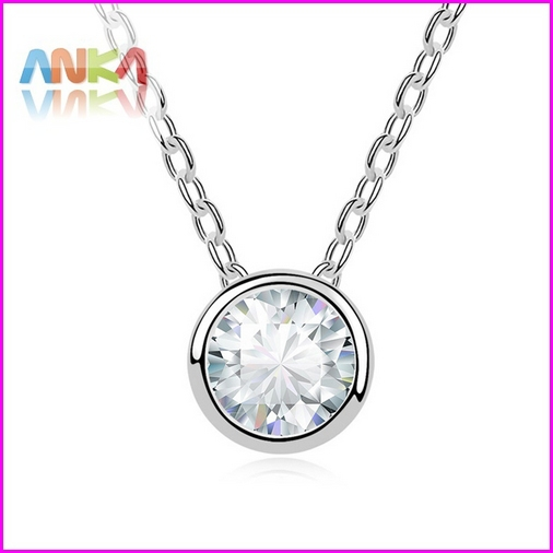 2015 Special Offer Collar Pendant Jewelry Fashion Made With For Swarovski Elements Crystal Necklace #96755(China (Mainland))